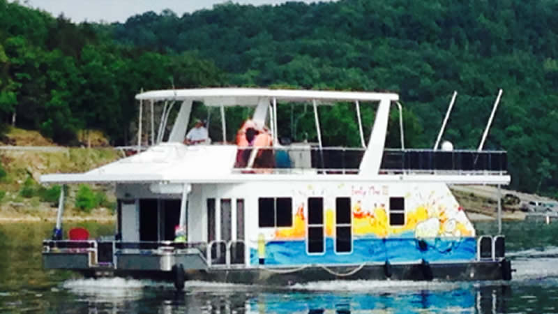 Houseboats Boat Wraps Liquid Graffiti Of Murfreesboro Tennessee - Houseboats graphics